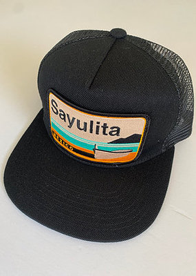 Venture Sayulita Black Townie Trucker
