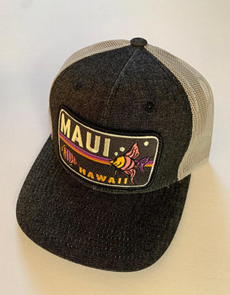 Venture Maui Black Townie Lo Pro
