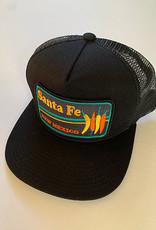 Venture Santa Fe Black Townie Trucker