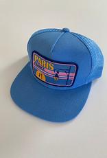 Venture Paris Blue Townie Trucker