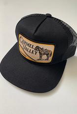 Venture Carmel Valley Black Townie Trucker Horse