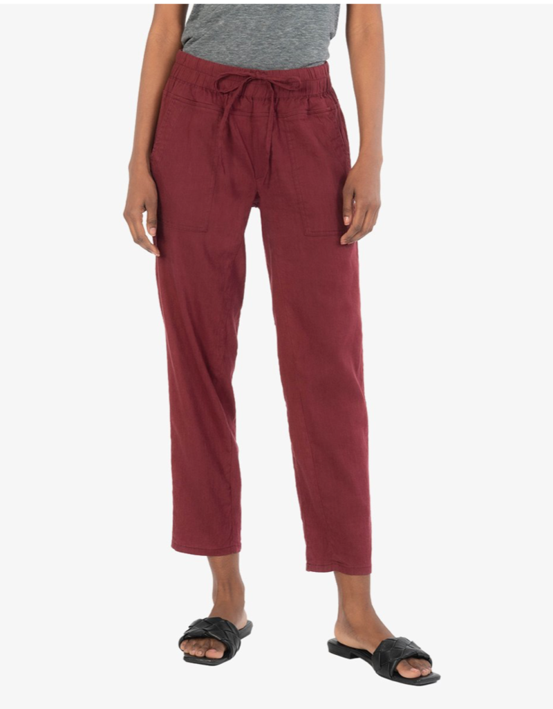 Kut Smocked Drawcord Pant