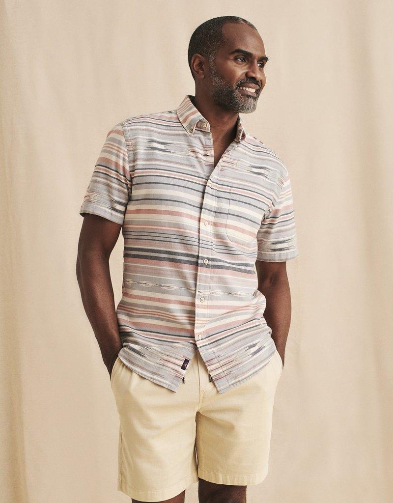 Faherty M's SS Playa Shirt
