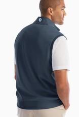 Johnnie-O Del PREP-FORMANCE 1/4 Zip Pullover Vest