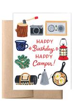 Forage Paper Co. Happy Camper