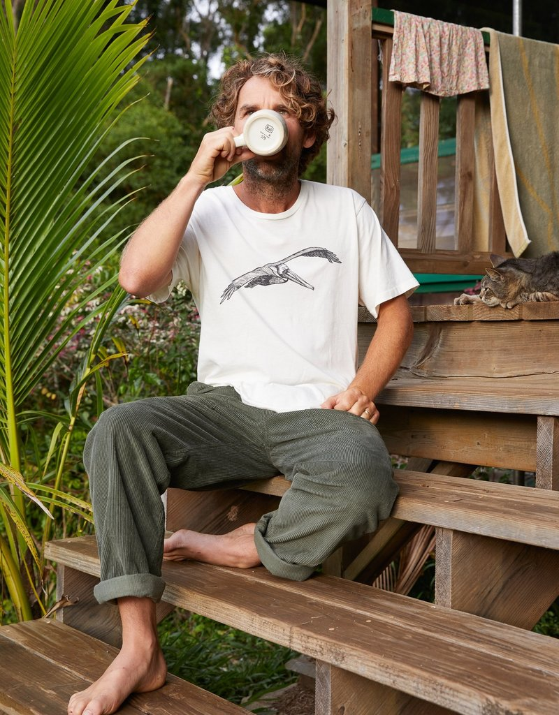 Mollusk Surf Shop Pelican Tee