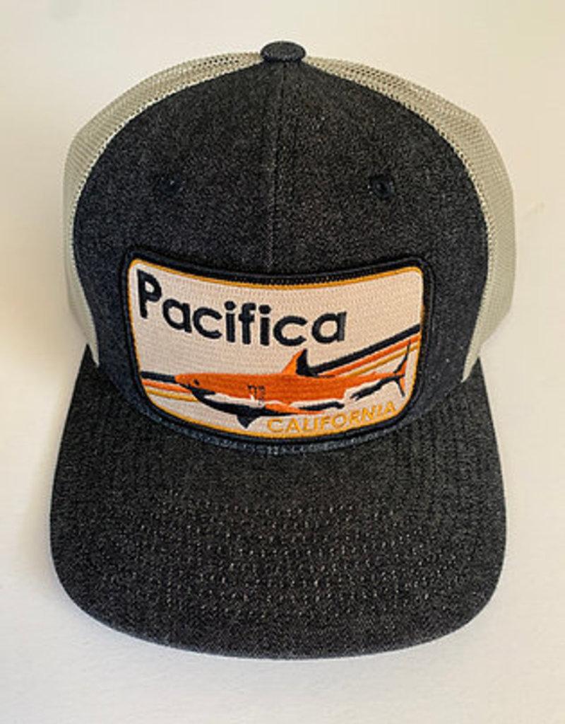 Venture Pacifica Shark Low Pro Townie Trucker
