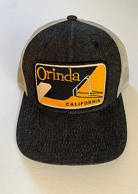 Venture Orinda Black Lo Pro Townie Trucker