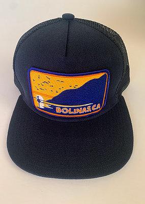 Venture Bolinas Black Townie Trucker