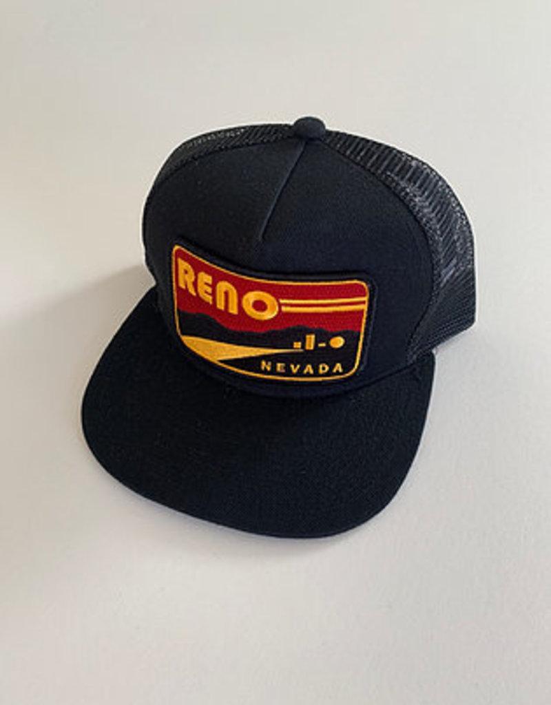 Venture Reno Black Townie Trucker