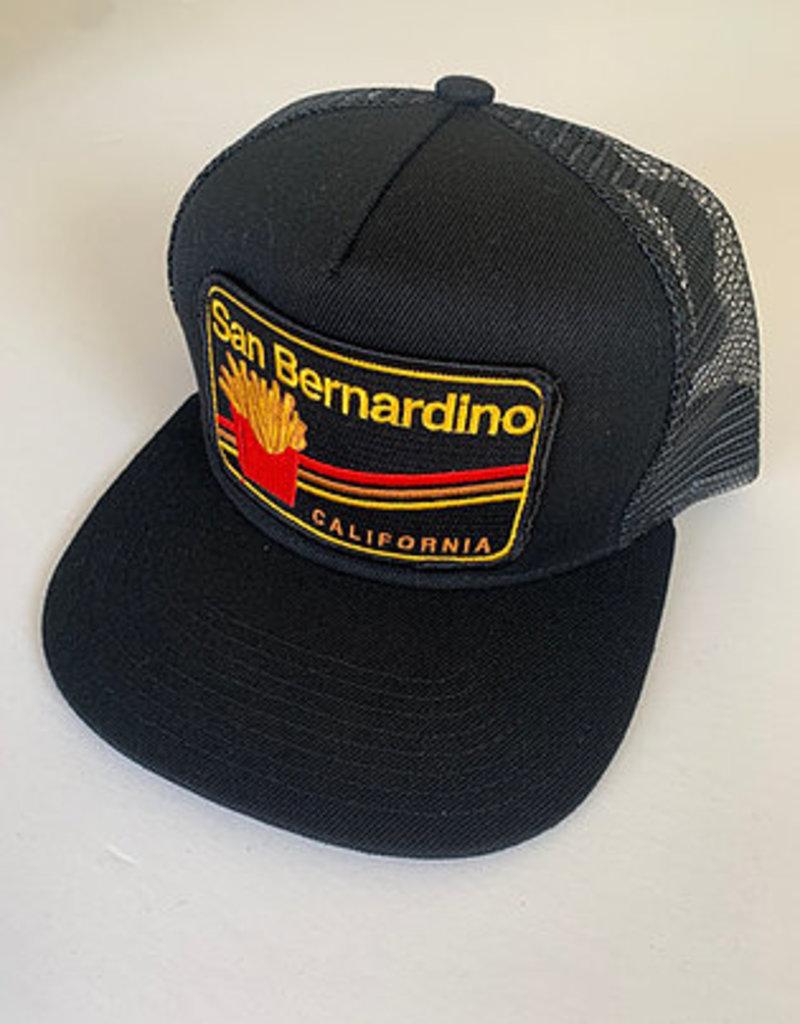 Venture San Bernardino Townie Black Trucker
