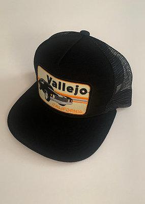 Venture Vallejo Black Townie Trucker