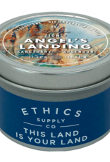Zion Travel Candle