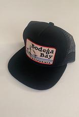 Venture Bodega Bay Black Townie Trucker