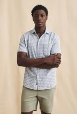 Faherty SS Knit Seasons Shirt