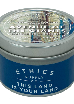 Humboldt Travel Candle