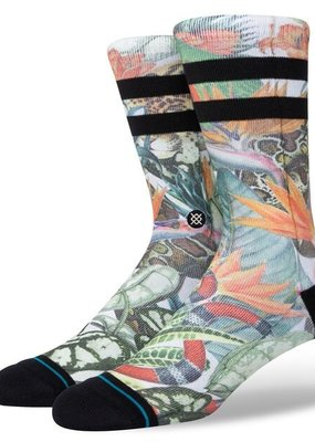Stance Jungle Life Socks- Large