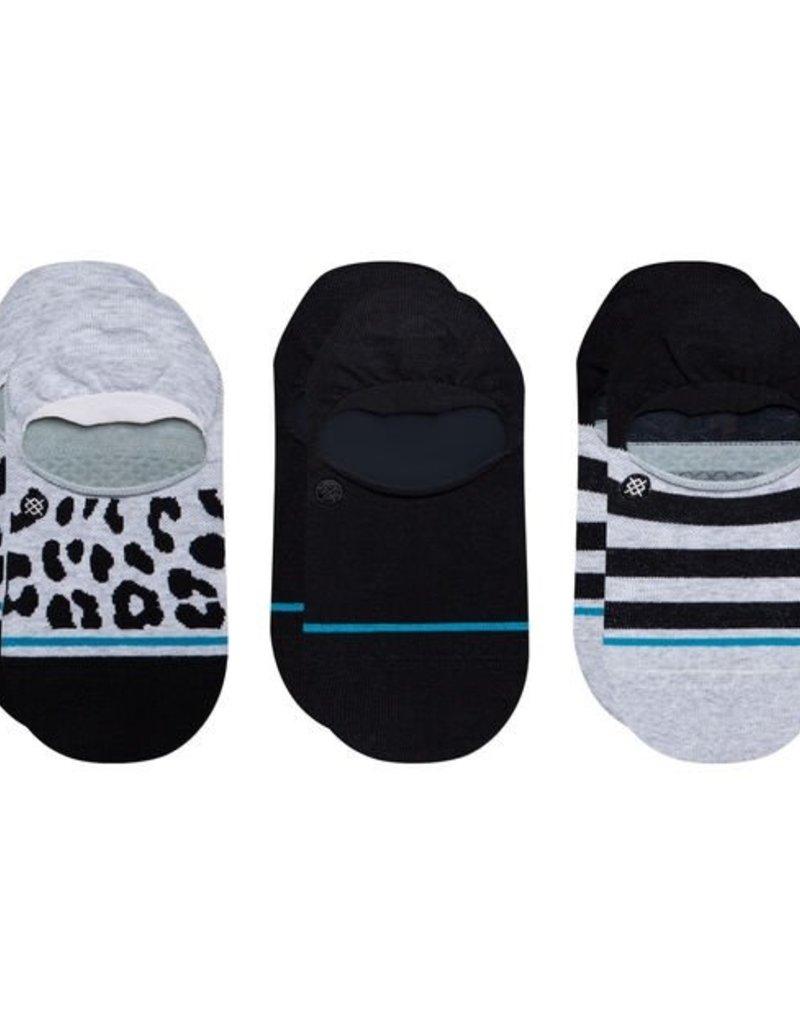 Stance Lepard 3 Pack Socks- Medium