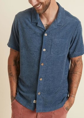 Marine Layer Terry Out Resort Shirt