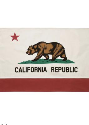 Venture Cotton California Flag