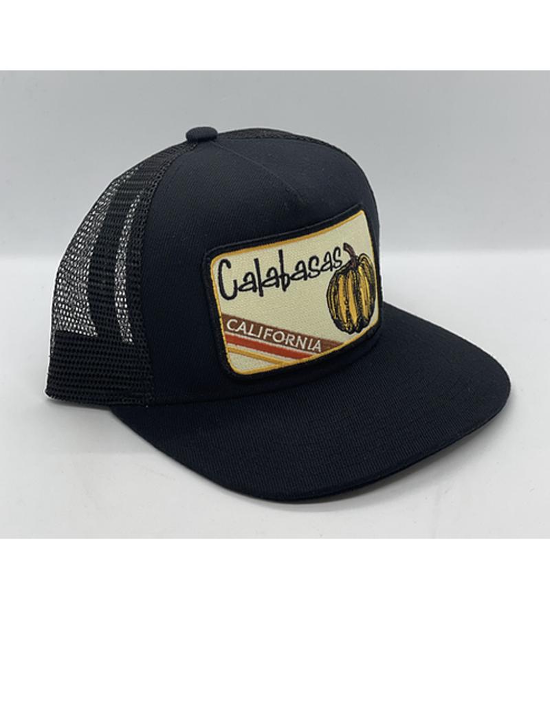 Venture Calabasas Black Townie Trucker