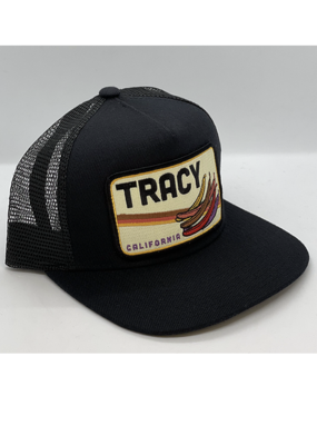 Venture Tracy Black Townie Trucker