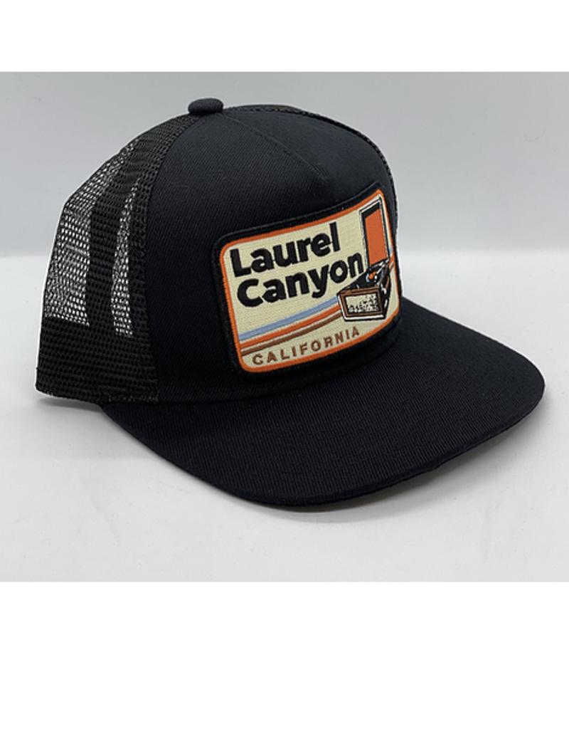 Venture Laurel Canyon Black Townie Trucker