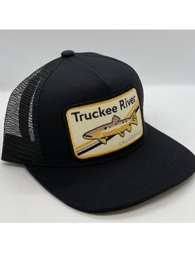 Venture Truckee River Yellow Fish Townie Trucker