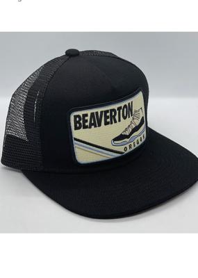 Venture Beaverton Black Townie Trucker