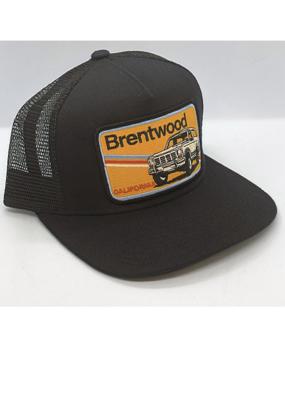 Venture Brentwood Car Black Townie Trucker