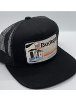 Venture Bodega Black Townie Trucker