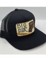 Venture Big Sur Hotub Black Townie Trucker