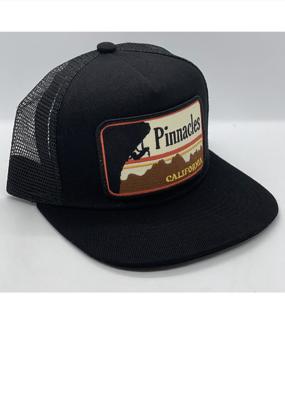 Venture Pinnacles Black Townie Trucker