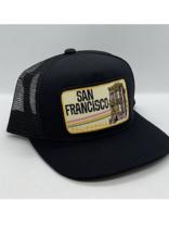 Venture SF Full House Black Townie Trucker