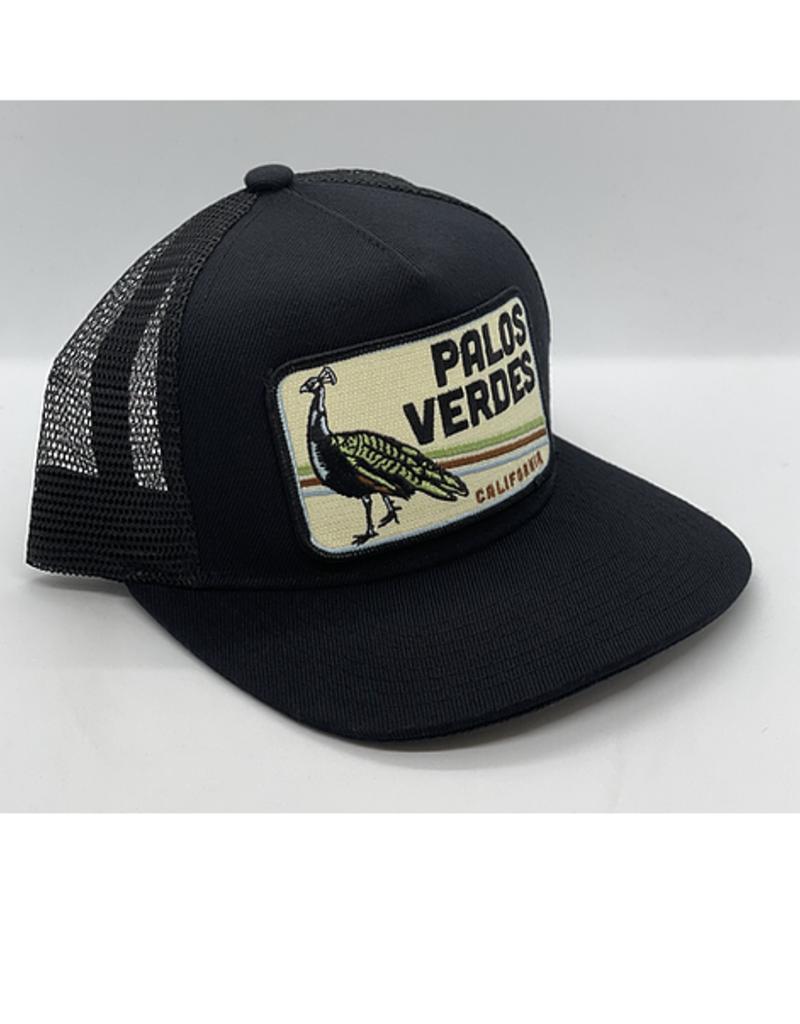 Venture Palos Verdes Black Townie Trucker