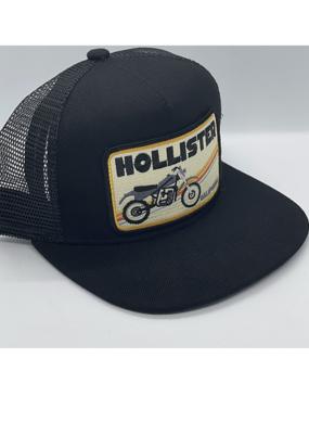Venture Hollister Motercycle Black Townie Trucker