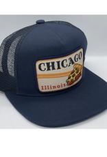 Venture Chicago Navy Townie Trucker