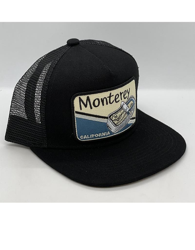 Venture Monterey Sardines Black Townie Trucker