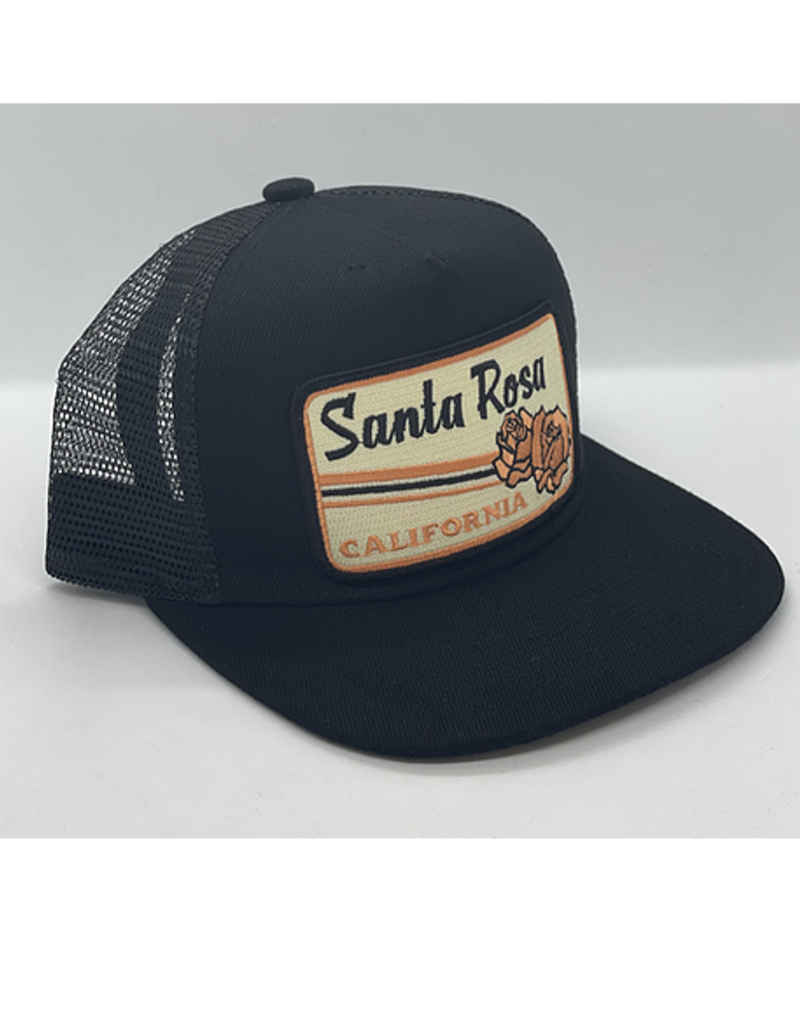 Venture Santa Rosa Black Townie Trucker
