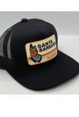 Venture Santa Barbara Butterfly Townie Trucker