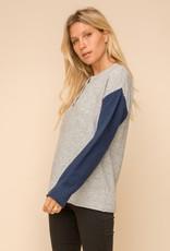 Henley Sweater