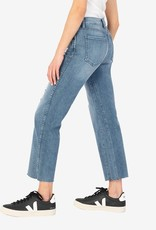 Kut Kelsey High Rise Fab Ab Ankle Flare