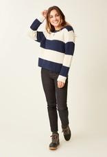 Carve Designs Walsh Stripe Sweater