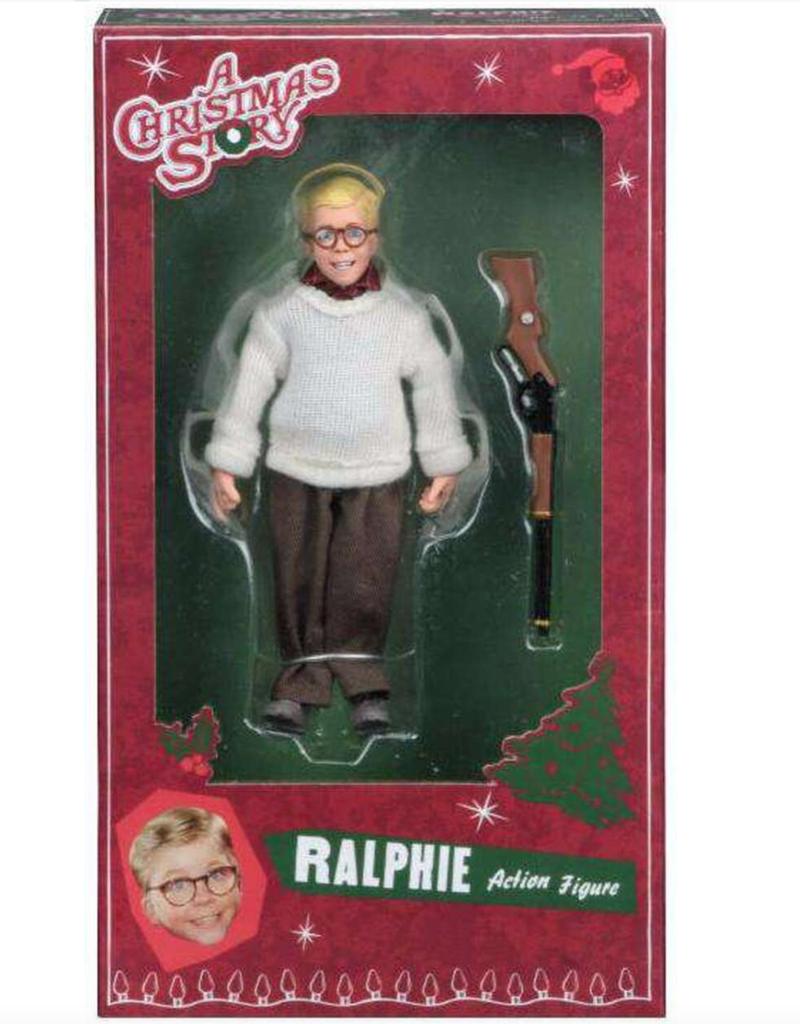 Neca Chistmas Story Ralphie