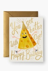 Better With Age Birthday Card