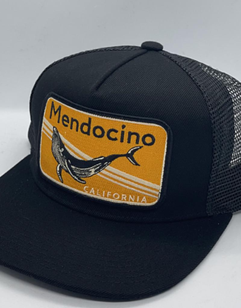 Venture Mendocino Black Townie Trucker