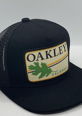 Venture Oakley Black Townie Trucker