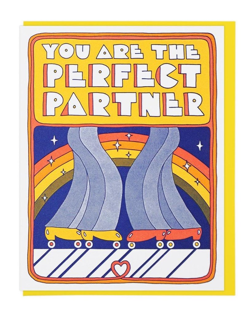 Lucky Horse Press You Are The Perfect Partner Card