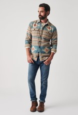 Faherty Good Feather Overshirt