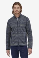 Patagonia M's Better Sweater Jkt- Falconer Navy